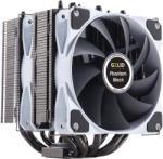 GELID Solutions Phantom Black 118x126x160mm (CC-PHANTOM-BLACK-01-A)