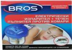 BROS електрически изпарител + течен пълнител против комари