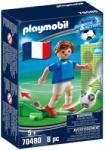 Playmobil Francia válogatott játékos (70480)