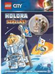 Lego City - Holdra szállás! - Képregények - Szuper sztori - Feladványok - Minifigura (MO3927)