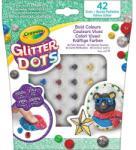 Crayola Glitteres dekorgyöngyök - Utántöltő készlet (04-0803)