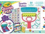 Crayola Glitteres dekorgyöngyök - Kreatív csillámkészlet (04-0804)