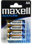 Maxell AA Alkaline LR6 (4)