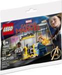 LEGO Super Heroes - Marvel Kapitány és Nick Fury (30453)