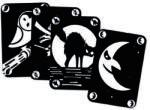 DJECO Joc cu carti fosforescente Djeco Mistibooh (DJ05116)