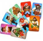DJECO Joc de carti Djeco Piratatak (DJ05113) - nebunici