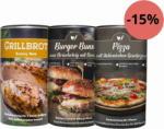 Bake Affair Gazdaságos kiszerelés: Sütőkeverékek a grillpartihoz - 1 szett
