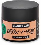 Beauty Jar Scrub pentru sprâncene - Beauty Jar Brow-A-Holic Eyebrow Scrub 15 ml
