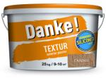 Deutek Tencuiala Danke Textur 25 Kg Orange luminos
