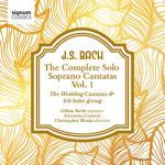 Bach, J. S Solo Soprano Cantatas Vol