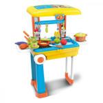 Buddy Toys Műanyag konyha készlet