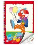 Herlitz Carte colorat A4 128 file Herlitz HZ0505404 (0505404) Carte de colorat