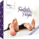 Just for you fantastic purple sex toy kit
