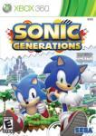 SEGA Sonic Generations (Xbox 360) Játékprogram