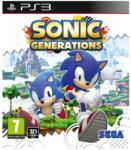 SEGA Sonic Generations (PS3) Játékprogram