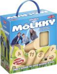 TACTIC Парти игра Tactic - Molkky, скандинавски кегли, за игра на открито (54903)