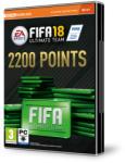Electronic Arts FIFA 18 2200 FUT Points (PC)