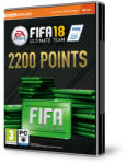 Electronic Arts FIFA 18 2200 FUT Points (PC)
