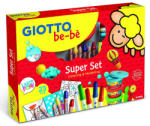 GIOTTO Set desen si modelaj GIOTTO Be-be, 23 piese/set