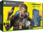 Microsoft Xbox One X 1TB Cyberpunk 2077 Limited Edition Конзоли за игри