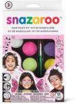 Set machiaj fata fete SNAZAROO Pink, 8 culori/set