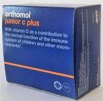 Orthomol Pharmazeutische Orthomol Junior Plus cu aromă de fructe de pădure, 30 tablete