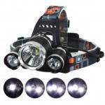 Led Headlight Водоустойчив фенер за глава с въртящ се фокус и мащабиране fl24