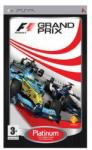 Sony F1 Formula 1 Grand Prix [Platinum] (PSP) Játékprogram