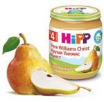 Hipp Gmbh&co. Export Kg Piure de pere- Eco, Hipp, 125 g