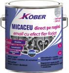 Köber 3in1 Email anticoroziv cu efect de fier forjat Köber gri inchis 2, 5 l