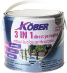 Köber 3in1 Email lucios anticoroziv 3 in 1 Köber negru 2, 5 l
