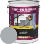 Hornbach Vopsea pentru ciment si pardoseli gri mediu 5 l