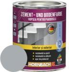 Hornbach Vopsea pentru ciment si pardoseli gri mediu 750 ml