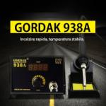 Gordak Statie de lipit cu letcon Gordak 938A (938A)