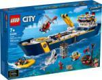 LEGO City - Óceánkutató hajó (60266)