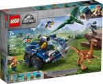 LEGO Jurassic World - Gallimimus és Pteranodon kitörése (75940)