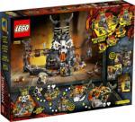 LEGO Ninjago - A koponyavarázsló tömlöcei (71722)