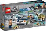 LEGO Jurassic World - Dr. Wu laborja: Bébidinoszauruszok szökése (75939)