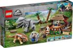 LEGO Jurassic World - Indominus Rex az Ankylosaurus ellen (75941)