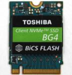 Toshiba BG4 512GB M.2 PCIe (KBG40ZNS512G)