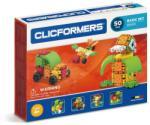 Clics Toys Set constructie Clicformers Basic 50 piese Clics Toys