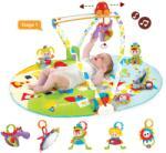 Yookidoo Jucarie centru de joaca cu jucarii mobile si activitati fizice 0 12 luni Yookidoo (40126)