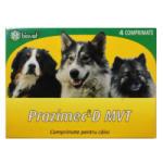 BIOVET Prazimec-D MVT, 4 comprimate