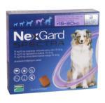 Merial Nexgard Spectra XL (15-30 kg), 3 comprimate