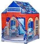 ECOTOYS Cort de joaca ecotoys police station