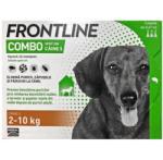 Merial Frontline Combo S (2 -10 kg) - 3 Pipete Antiparazitare