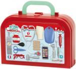Ecoiffier Medical 17 részes orvosi készlet kofferben (0251)