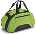 Everestus Geanta gimnastica, curele ajustabile, buzunar frontal, Everestus, FT, 600D, verde deschis, saculet si eticheta bagaj incluse Geanta sport