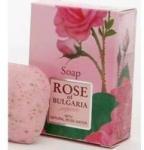 Biofresh Cosmetics Rózsás természetes tápláló szappan - 100g