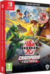 Warner Bros. Interactive Bakugan Champions of Vestroia [Deluxe Edition] (Switch) Software - jocuri